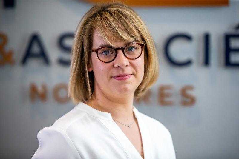 Amélie MICHAUX-SERGENT - Notaires